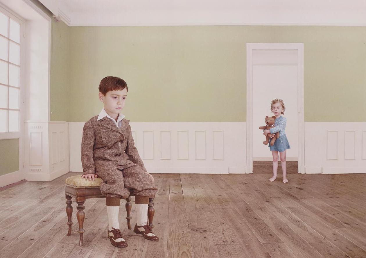 Loretta Lux-The Green Room-2005