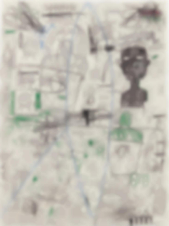 Jean-Michel Basquiat-Untitled-1986