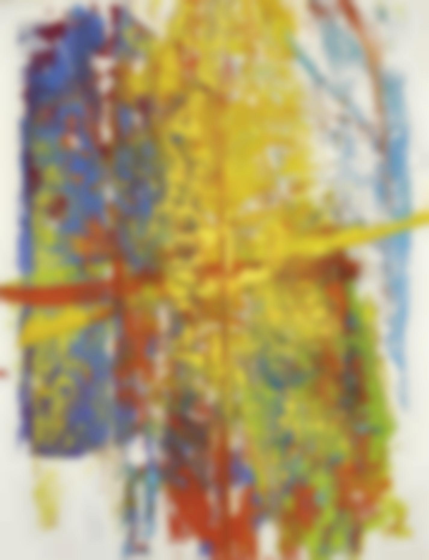 Gerhard Richter-Untitled (5.4.86)-1986