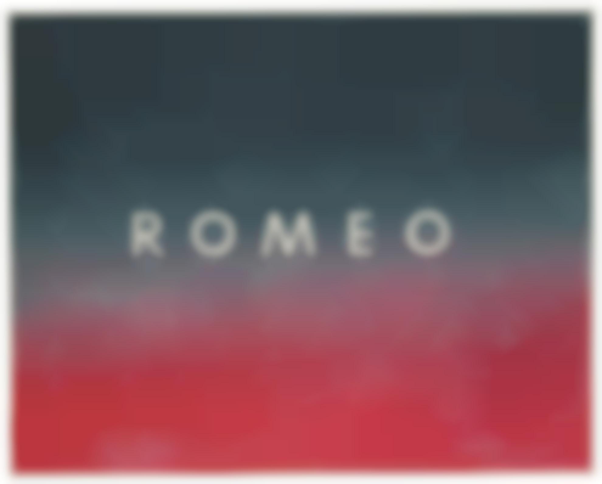 Ed Ruscha-Romeo-1981