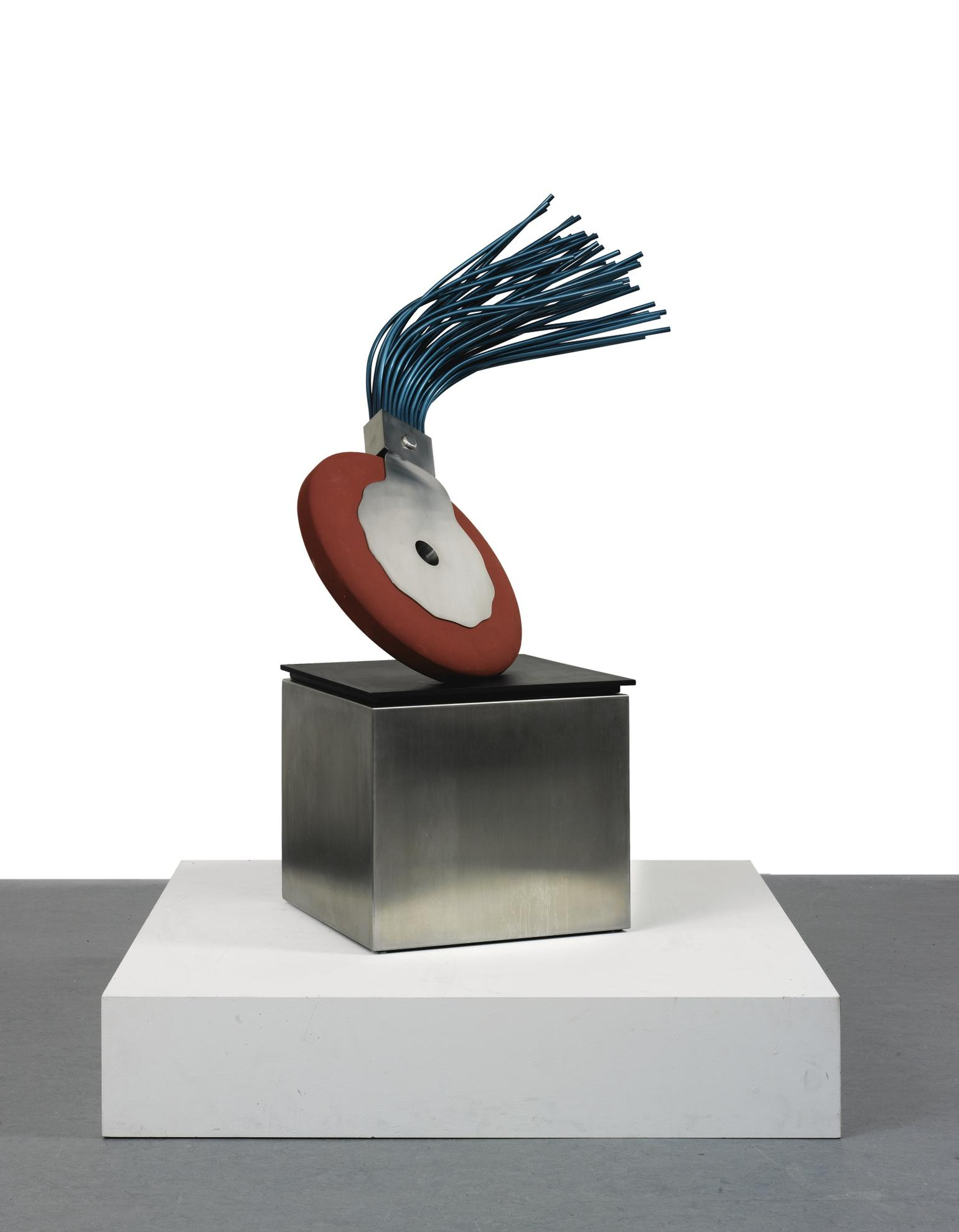Claes Oldenburg-Typewriter Eraser-1977