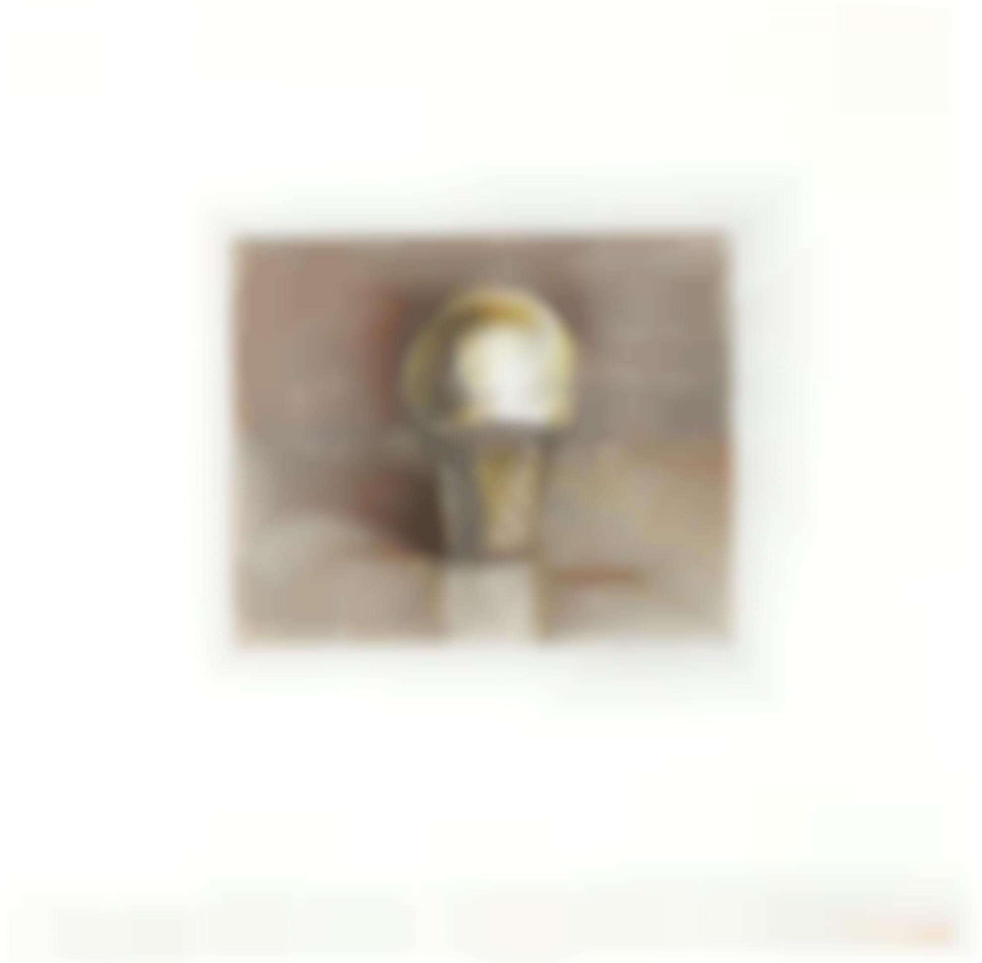 Wayne Thiebaud-Single Cone-2011