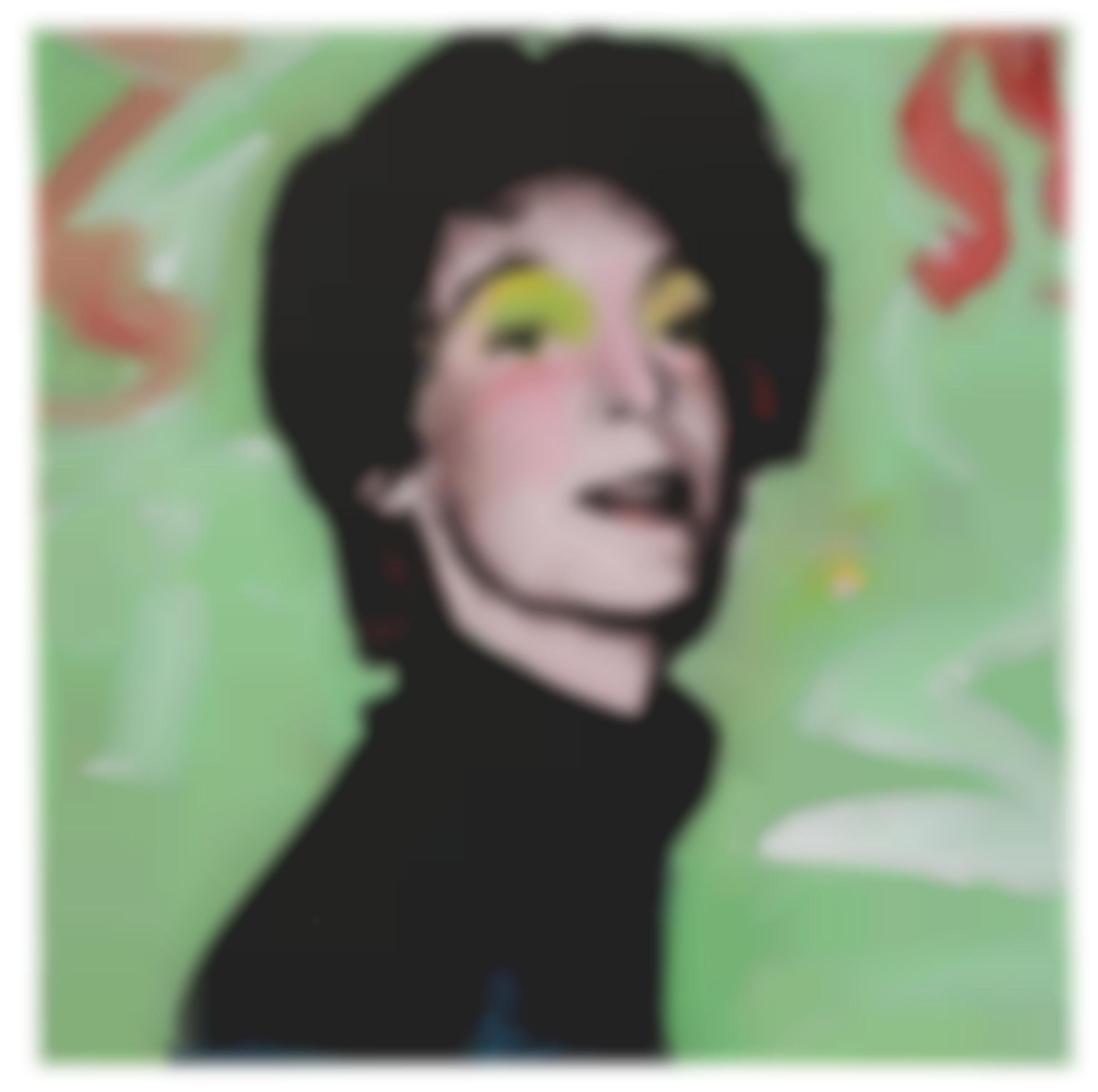 Andy Warhol-Marella Agnelli-1973