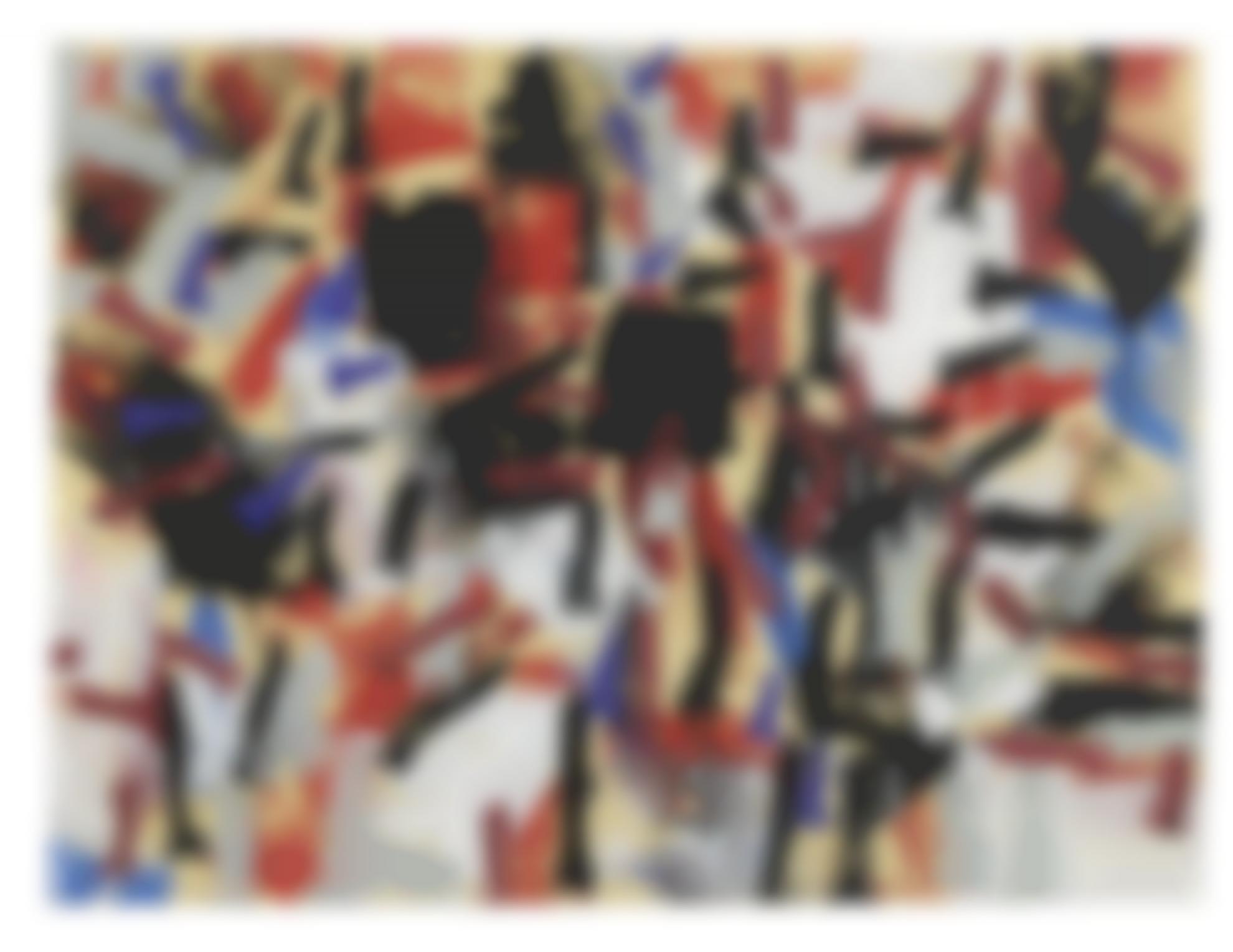 Jean-Paul Riopelle-Untitled-1956