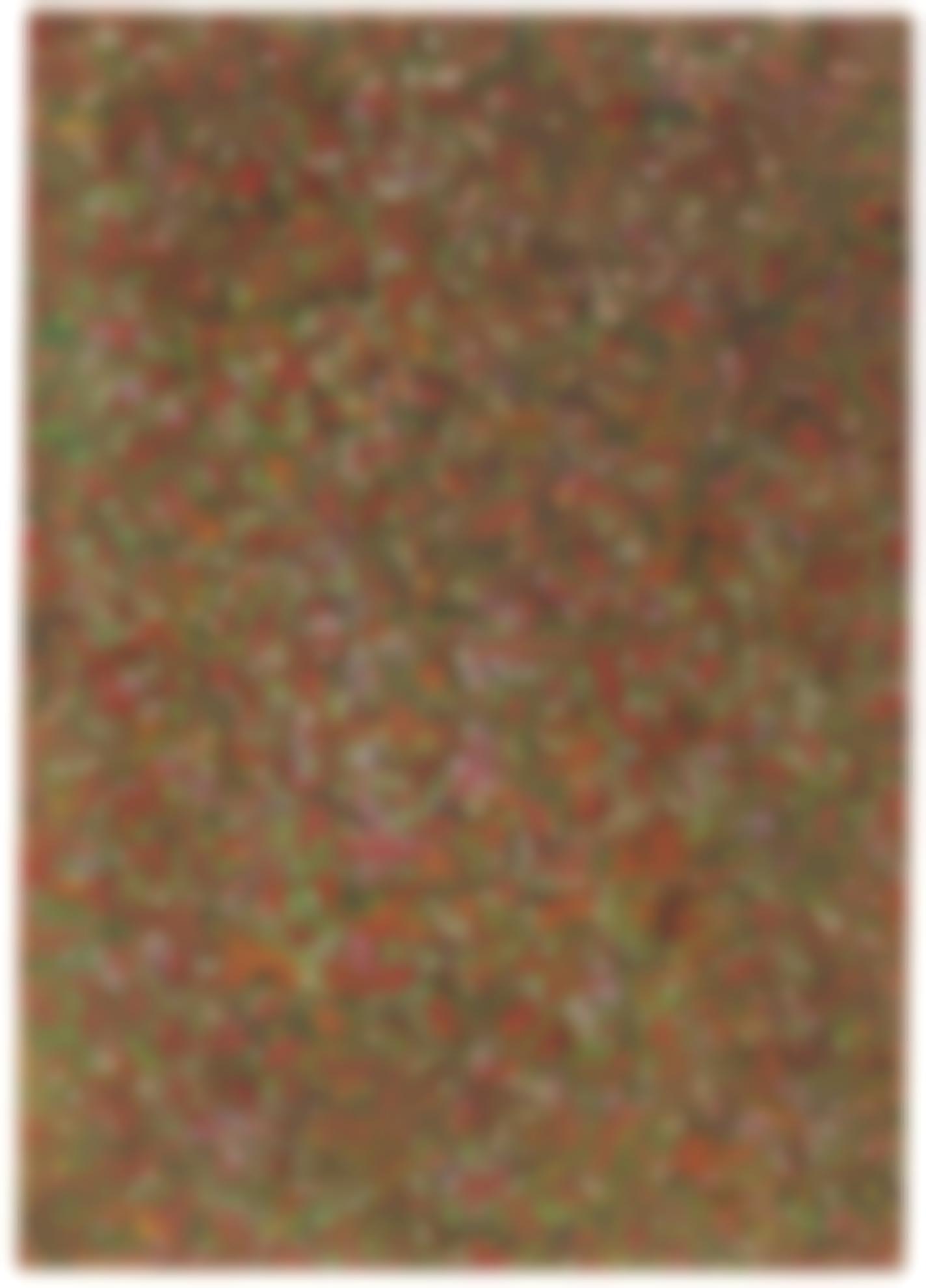 Mark Tobey-Desert Blooms-1965