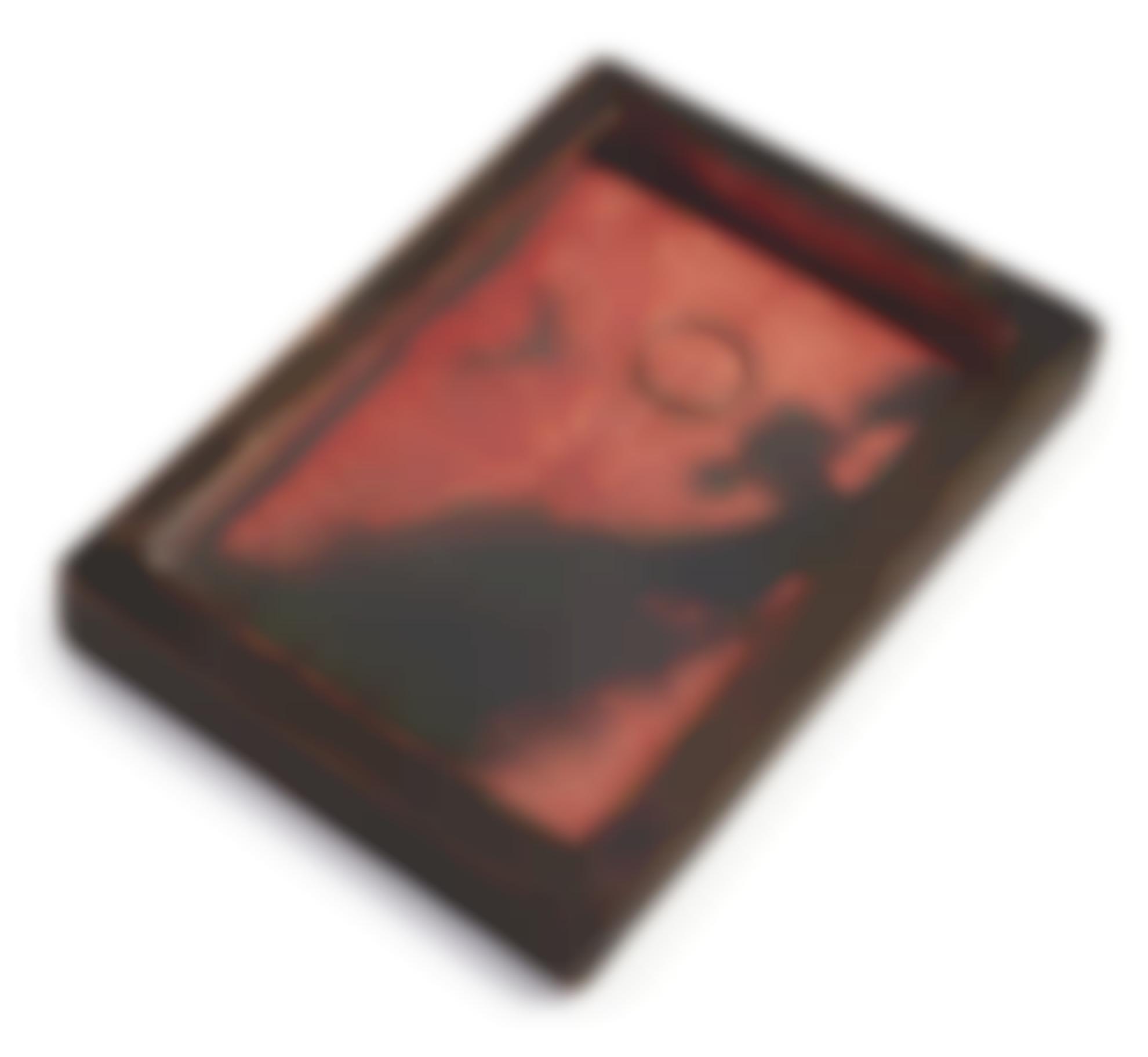Joseph Cornell-Sand Tray-1950