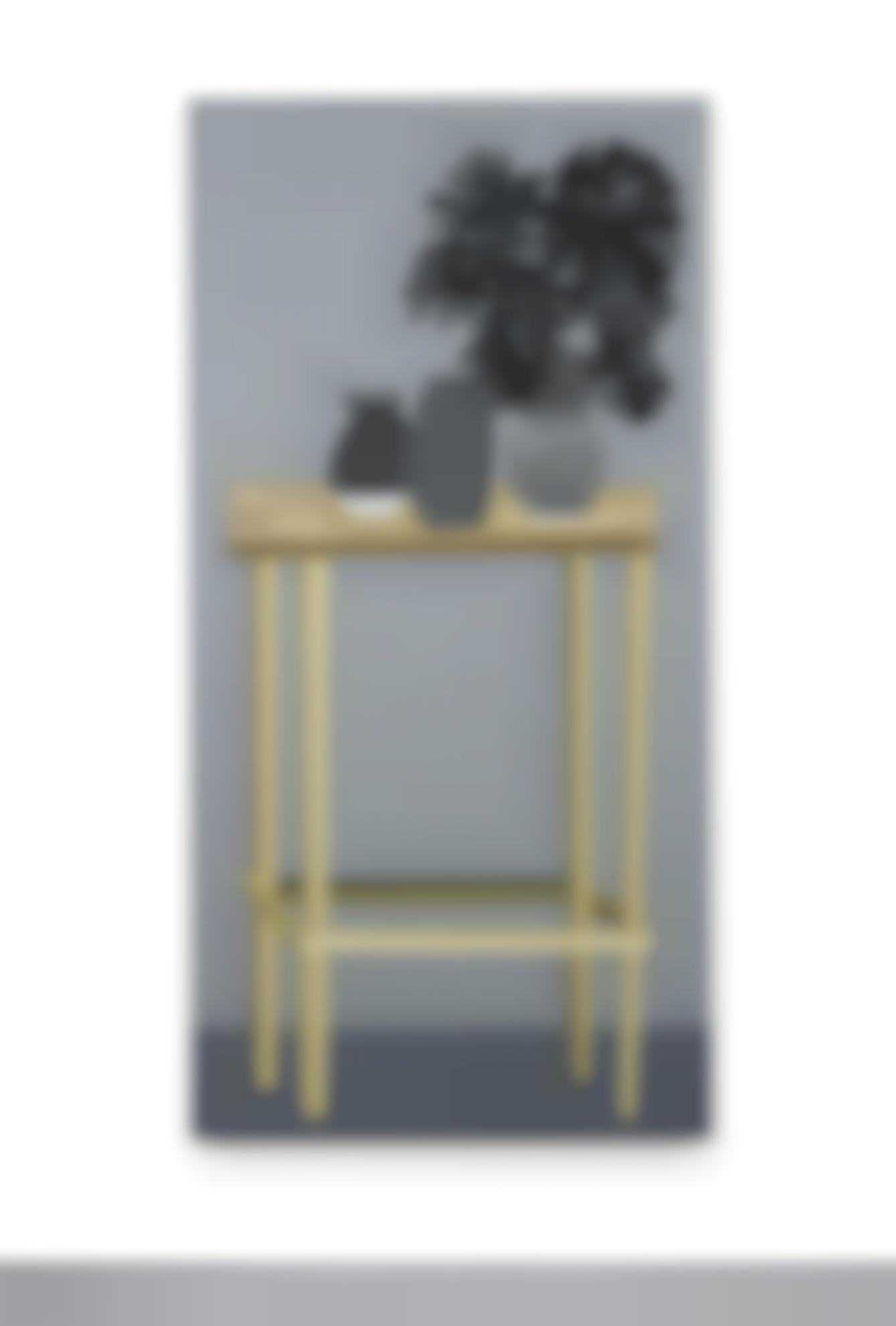 Jonas Wood-Wood Table With Still Life-2011