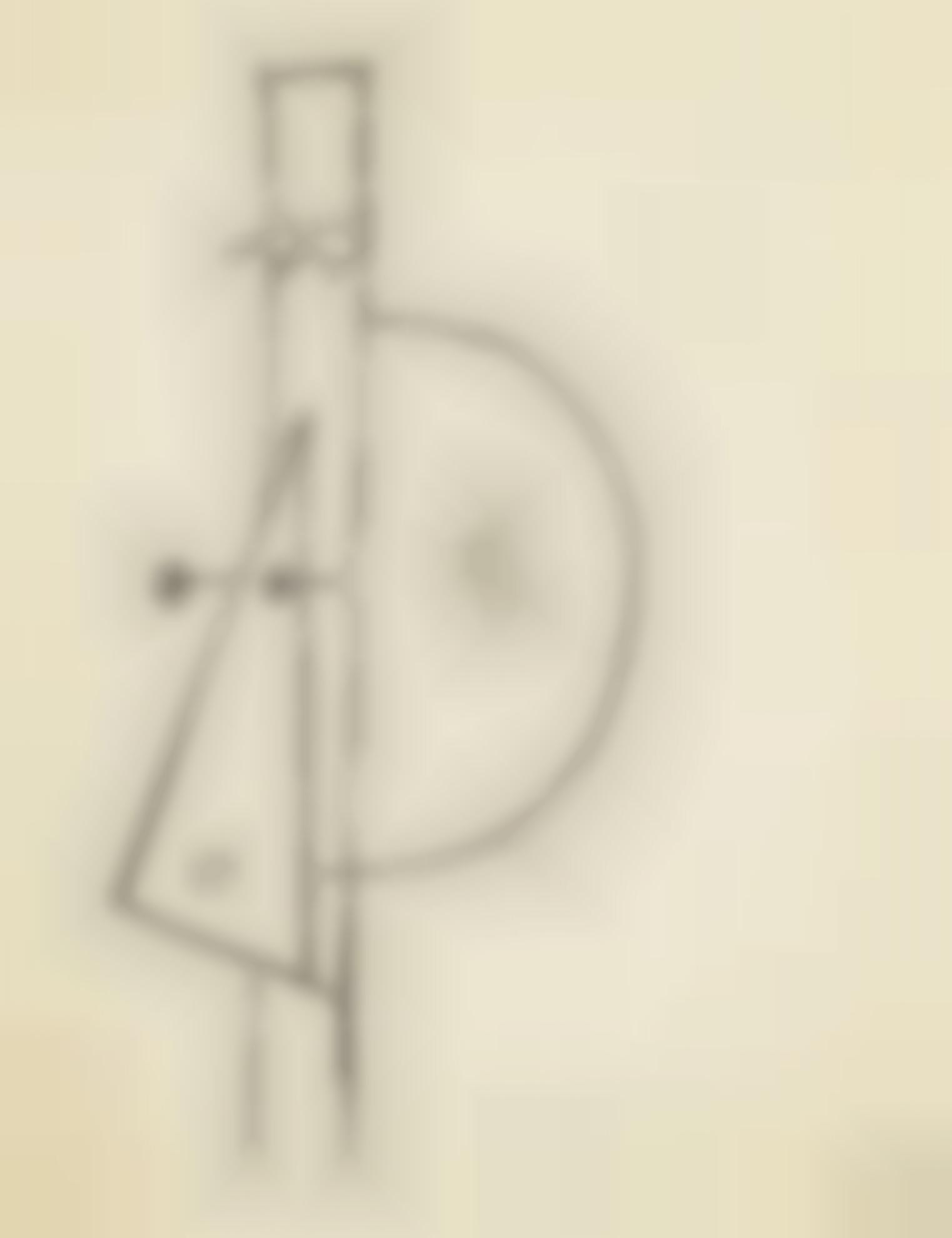 Pablo Picasso-Visage-1913