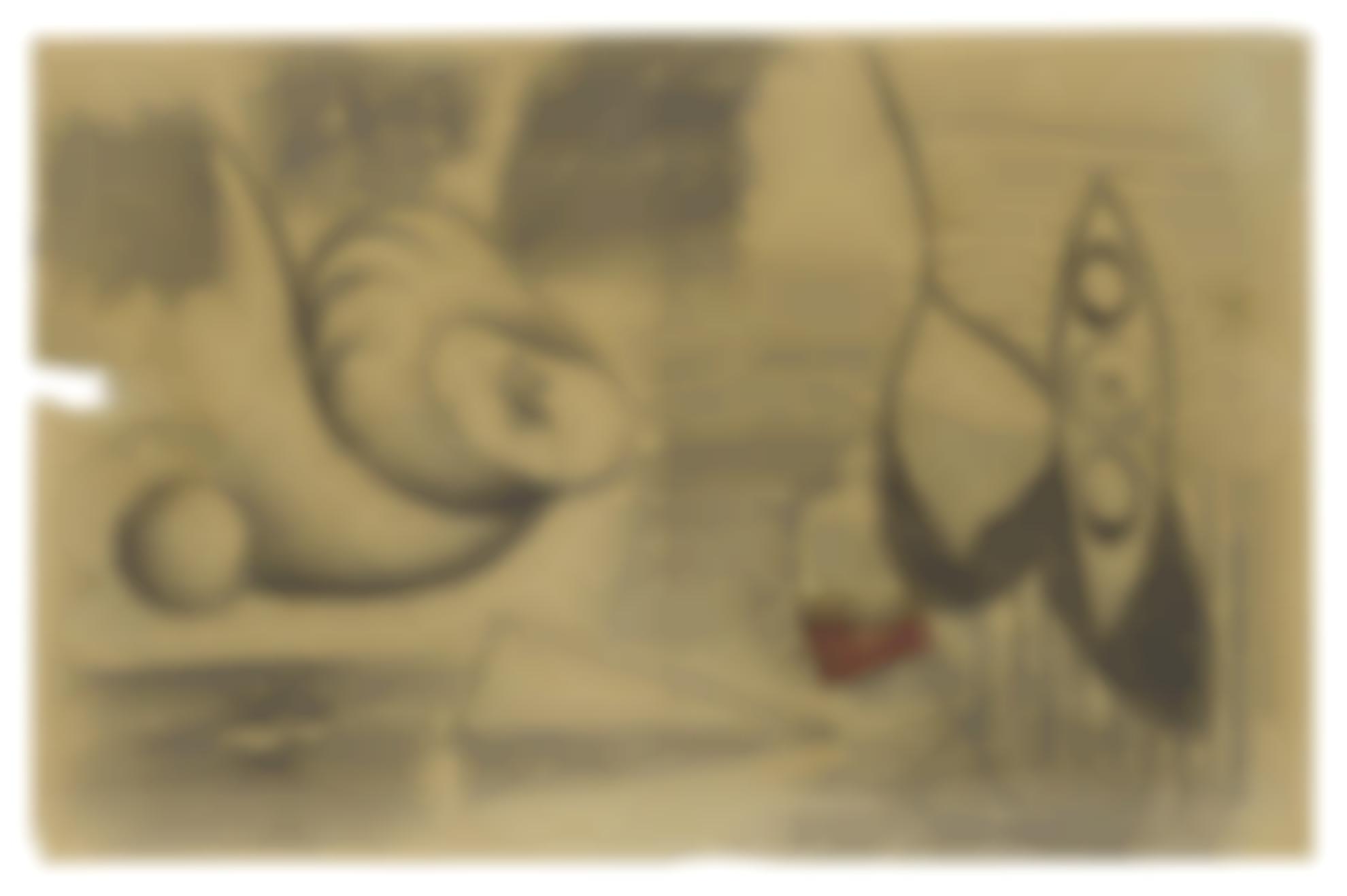 Pablo Picasso-Etudes-1934