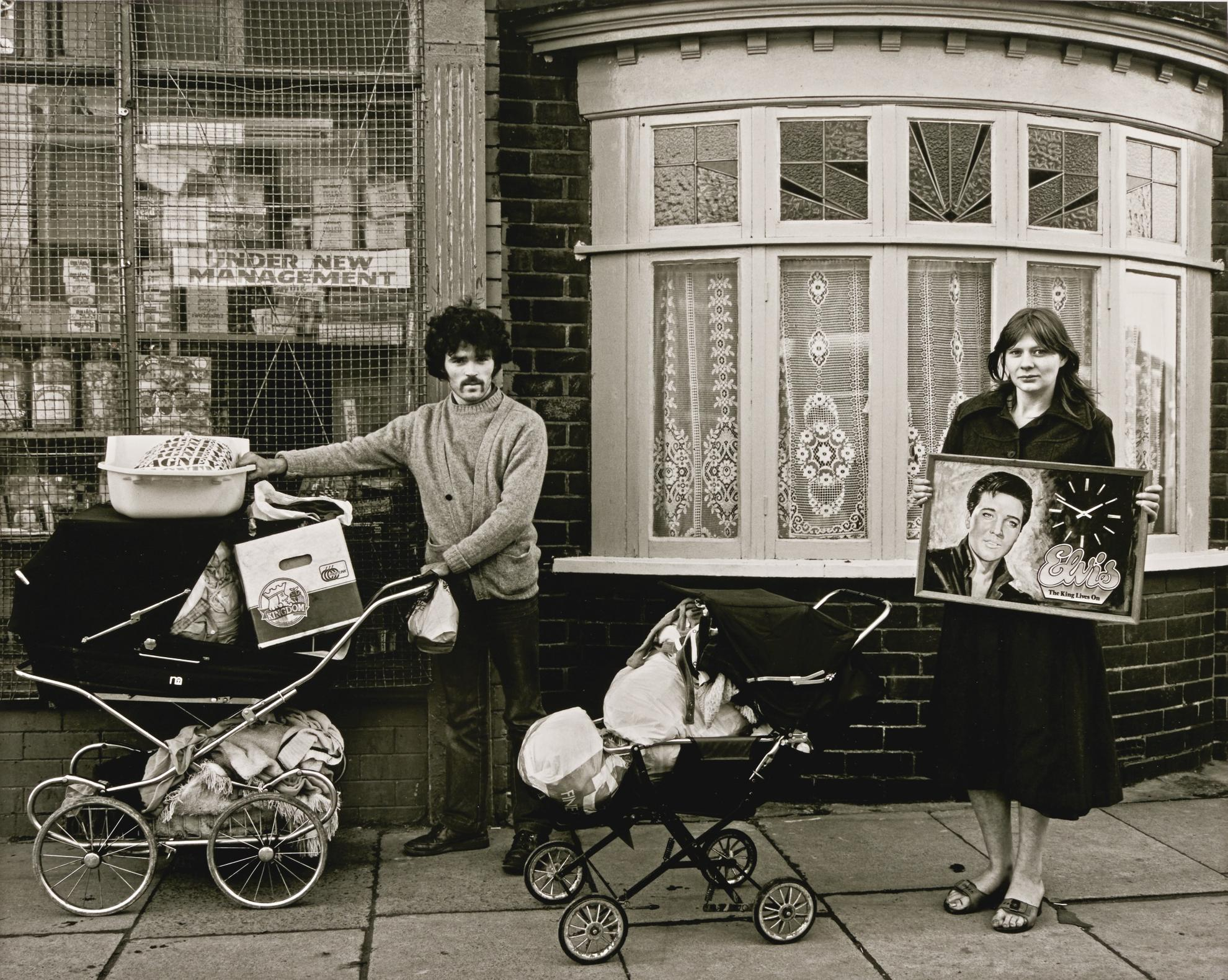 Graham Smith - Who She Wanted And What She Got, South Bank, Middlesbrough-1982