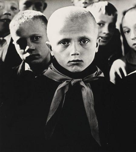 Antanas Sutkus-A Pioneer-1965