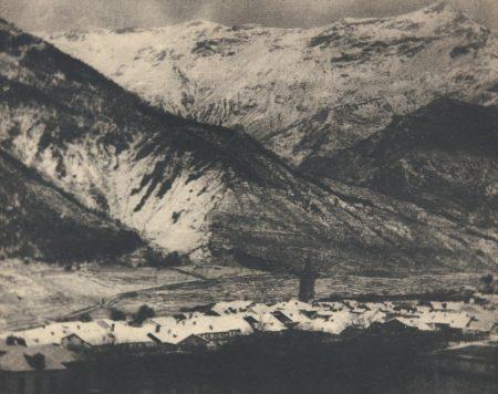 Alvin Langdon Coburn-The Tirol-1909