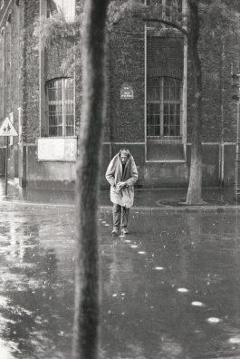 Henri Cartier-Bresson-Alberto Giacometti, 14Th Arrondissement, Paris-1961