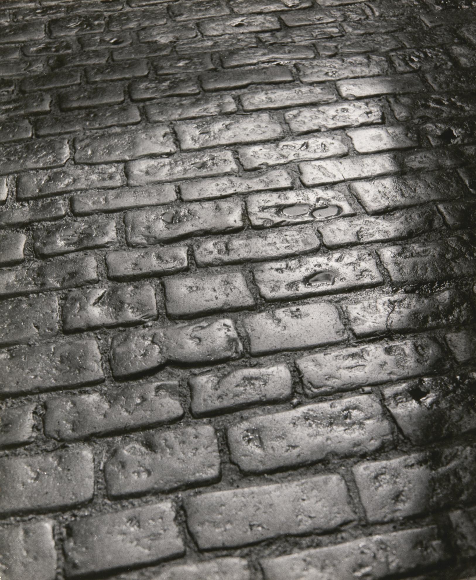 Jan Lauschmann - Dlazebni, Brno, (Cobblestones)-1931