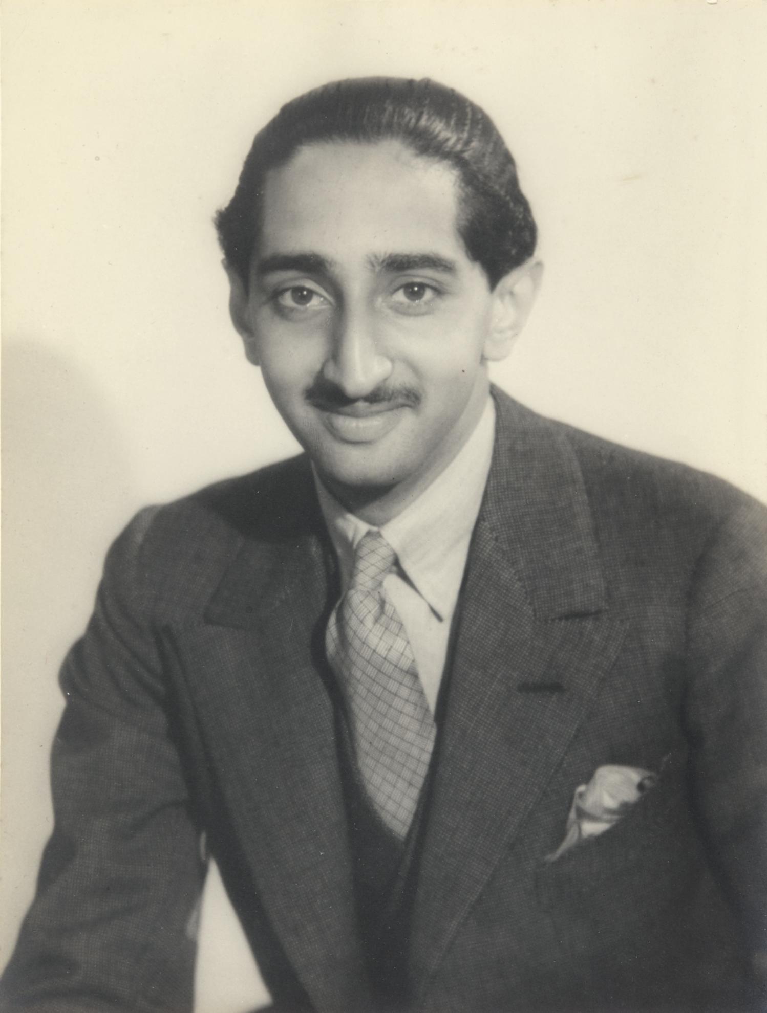 Man Ray-The Maharajah Yeshwant Rao Holkar Of Indore-1930