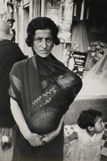 Henri Cartier-Bresson-Mexico City, Mexico-1934