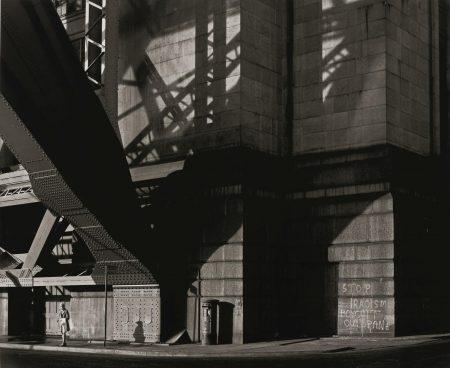 Graham Smith - Below The Tyne Bridge, Newcastle Upon Tyne-1976