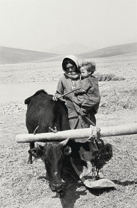 Henri Cartier-Bresson-Georgian Village, Akore, Iran-1950