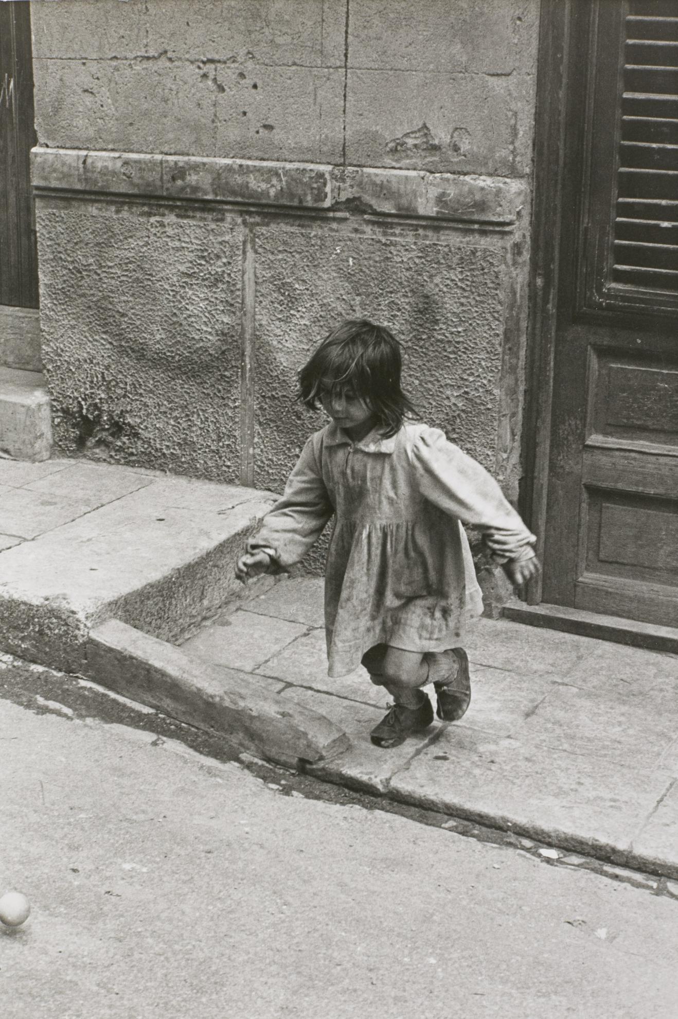 Enzo Sellerio - Montelepre-1958