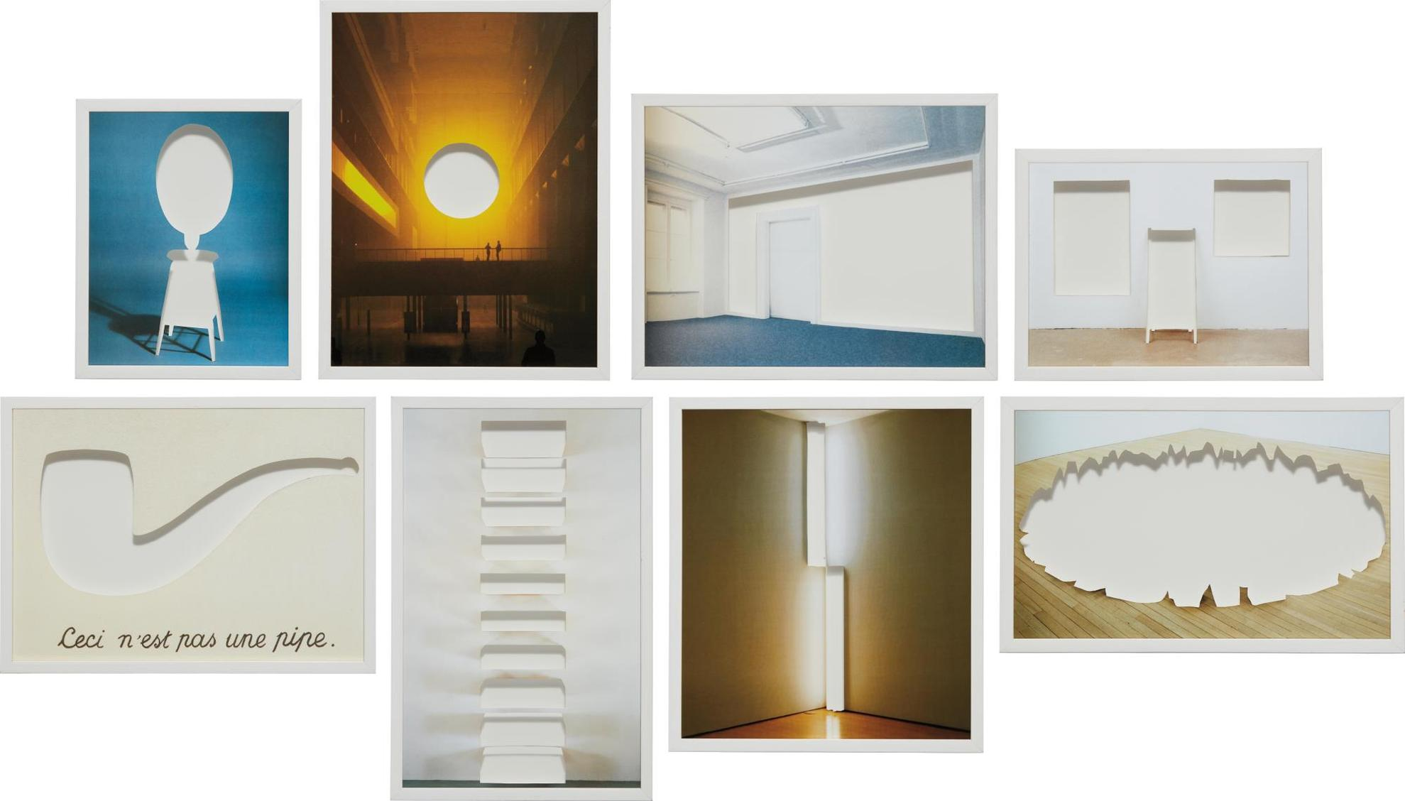 Jose Davila - Hitos Del Arte Contemporaneo-2011