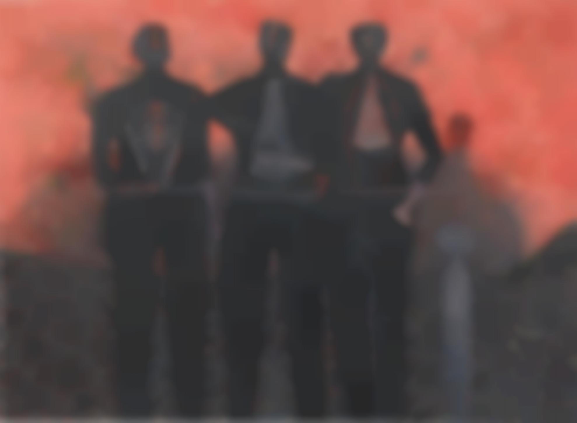 Rufino Tamayo-Tres Amigos-1987