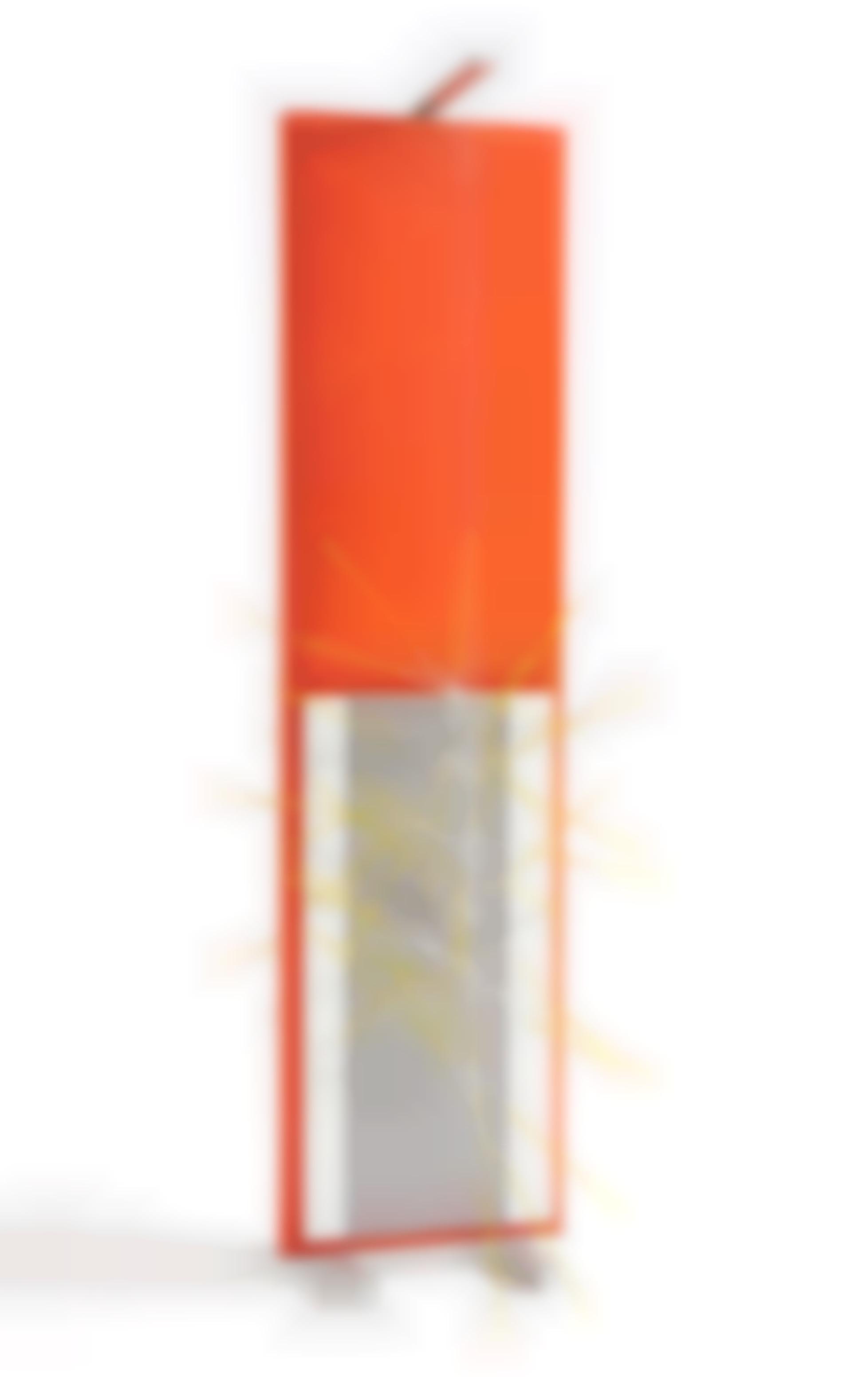 Jesus Rafael Soto-Sculpture Orange-1968