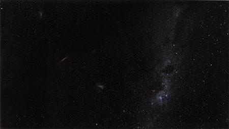 Tomas Saraceno-View Of Uyuni From Lacaille 9352-2016