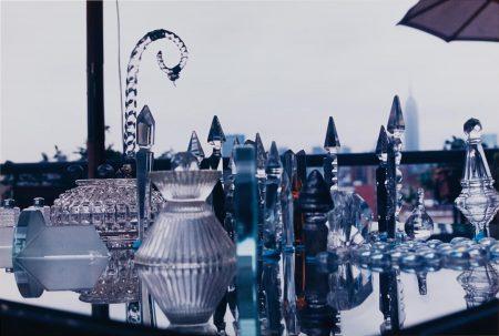 Carlos Garaicoa-Untitled (From The Series La Ciudad Vista Desde La Mesa Casa)-2011