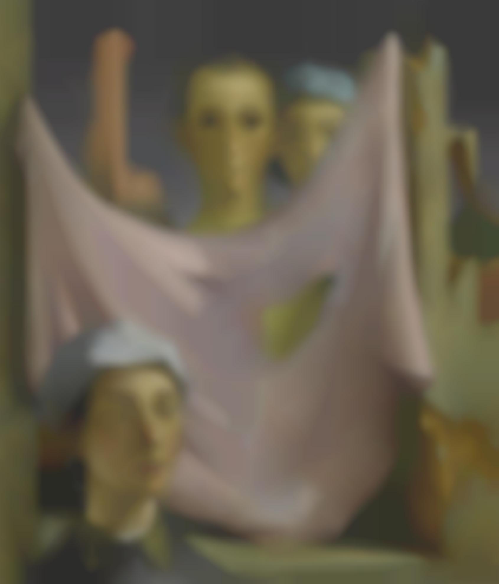 Hector Poleo-Mujer Sonando-1949