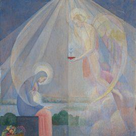 Angel Zarraga-Anunciacion