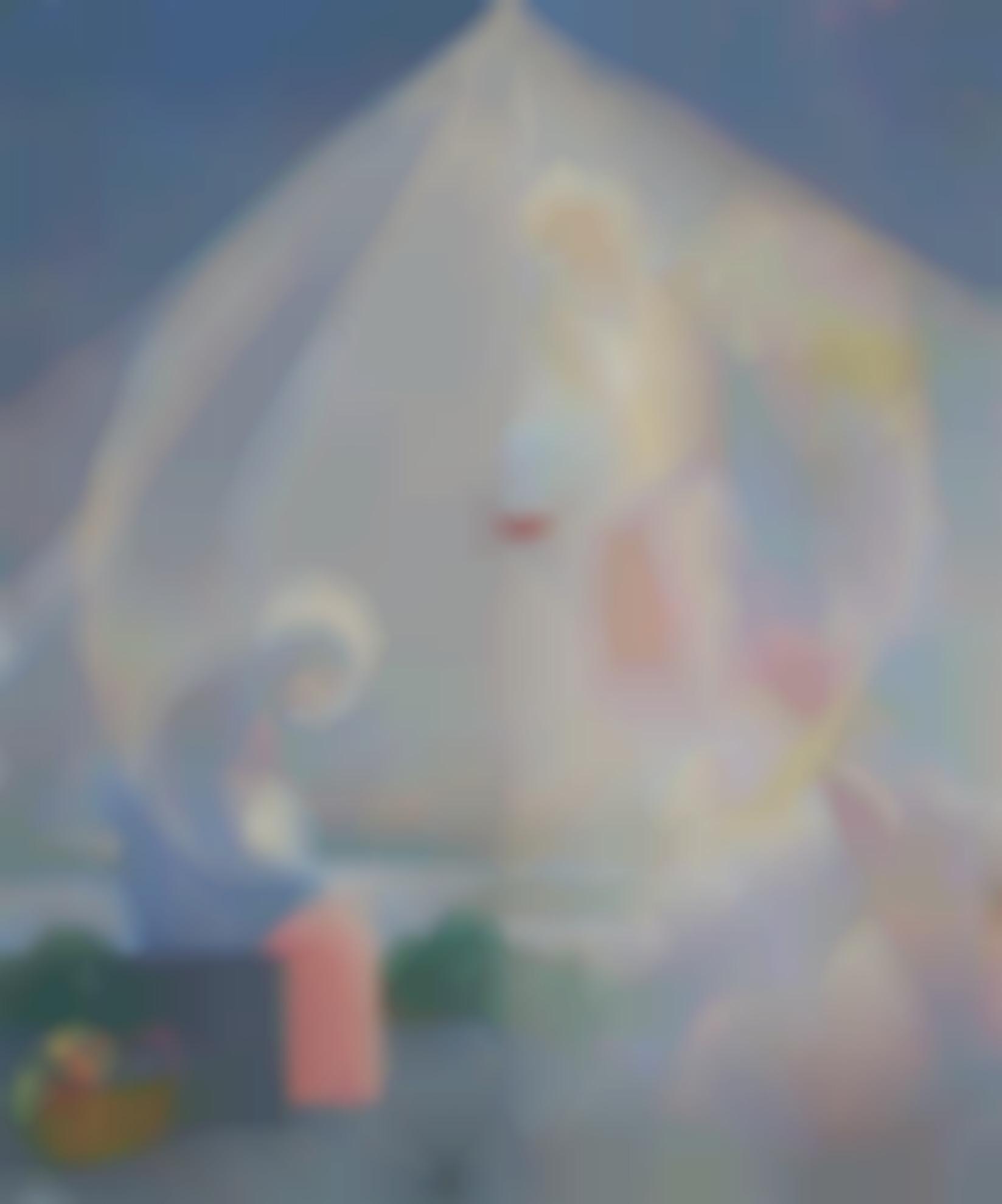 Angel Zarraga-Anunciacion-