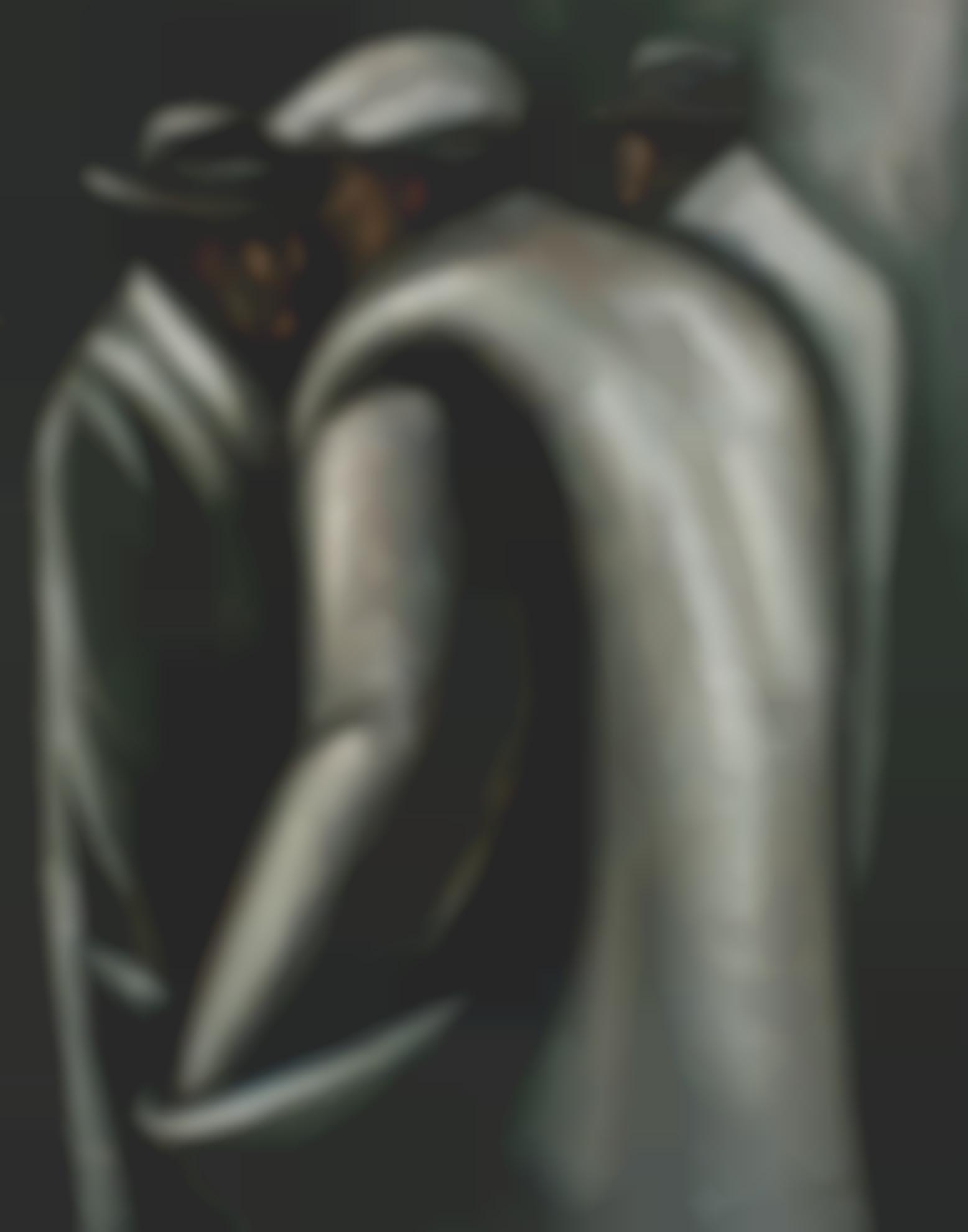 Jose Clemente Orozco-Los Desempleados-1929