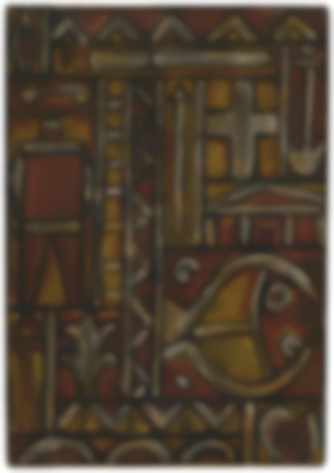 Joaquin Torres-Garcia-Arte Constructivo-1936