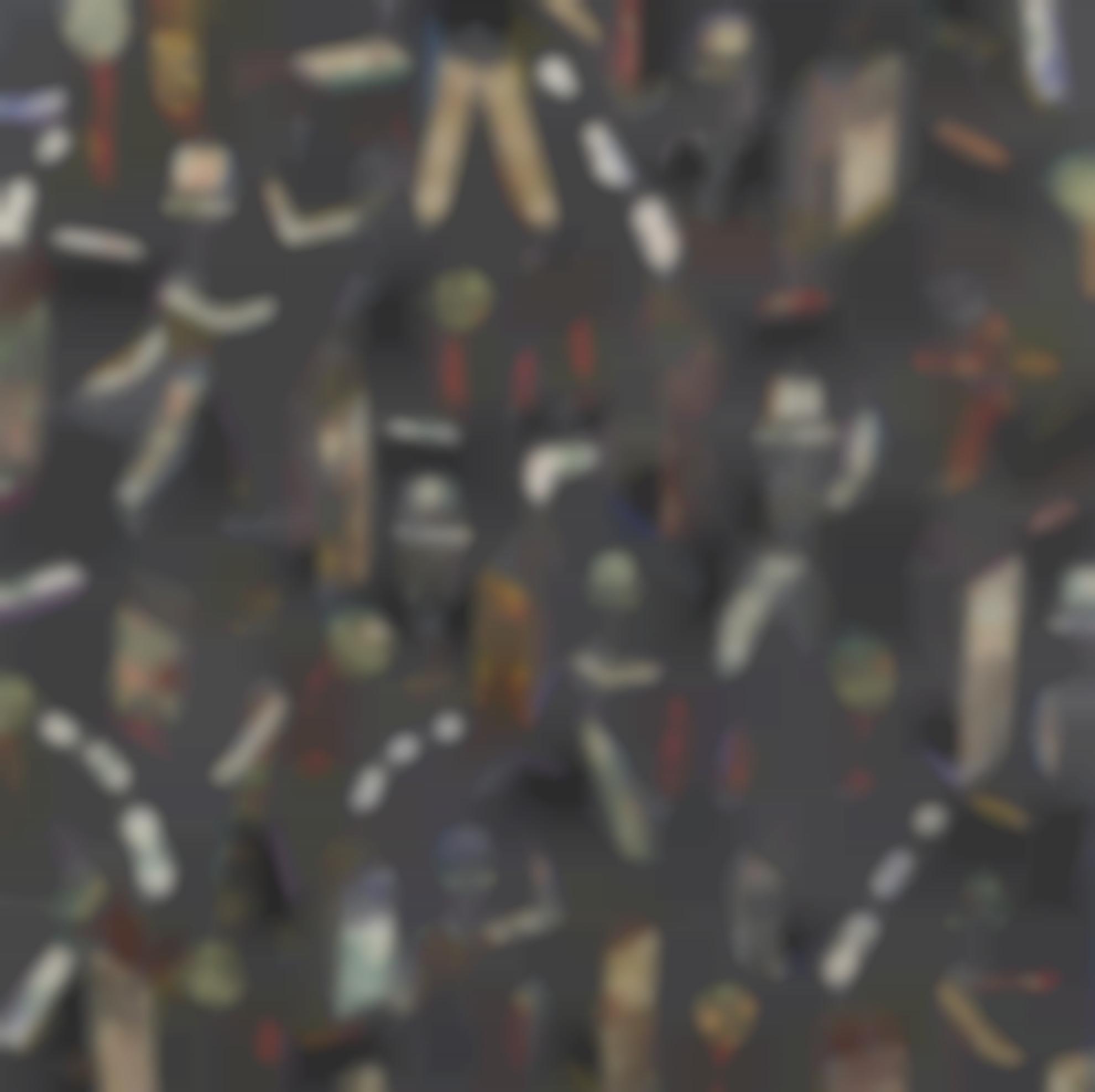 Antonio Segui-Textura De Nuestro Lado-1989