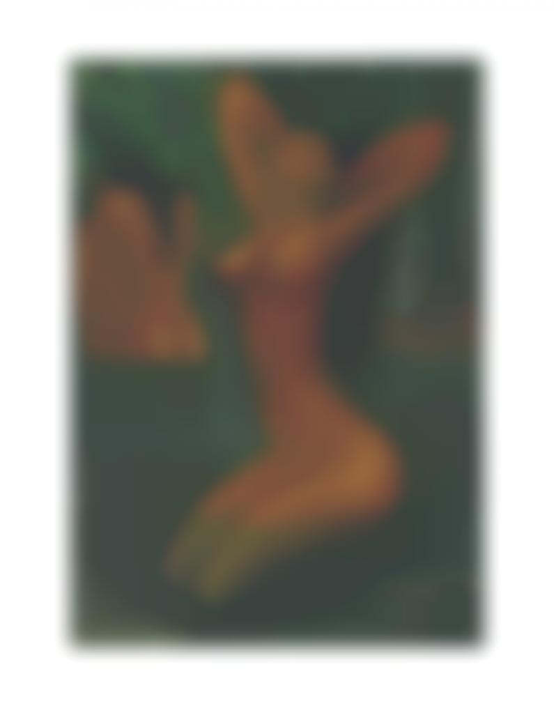 Miguel Covarrubias-Two Girls Bathing (Also Known As Two Balinese Women Bathing)-