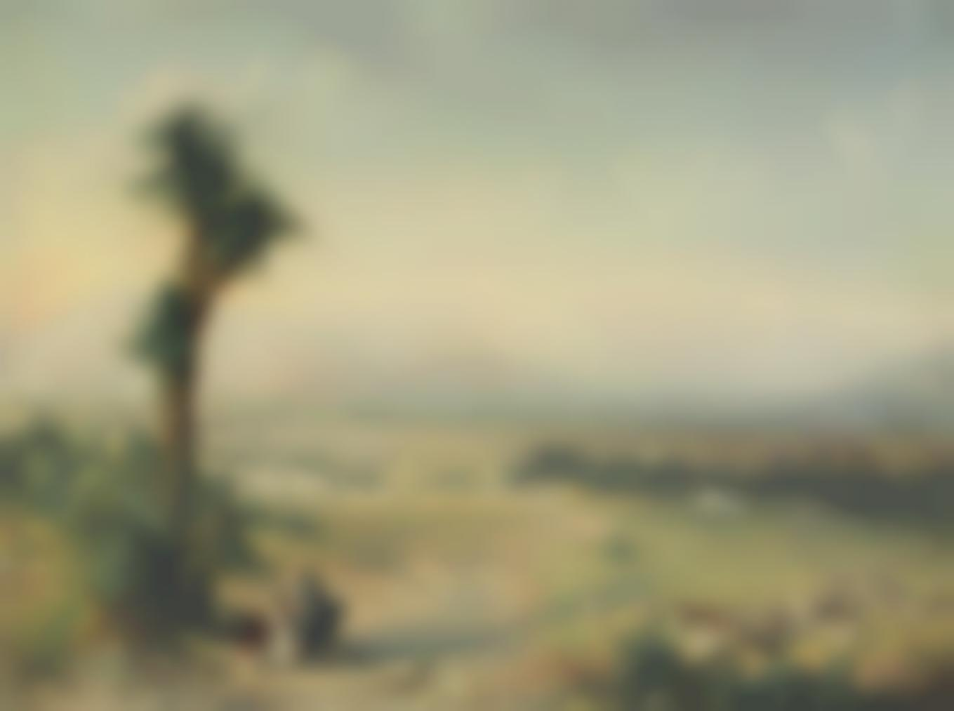 Conrad Wise Chapman-Valley Of Mexico-1866