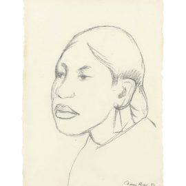 Diego Rivera-Campesina-1936