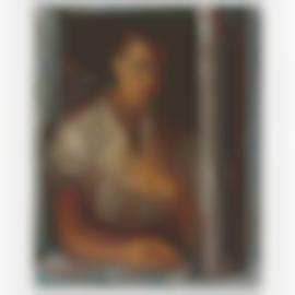 Juan Soriano-Self Portrait-1947