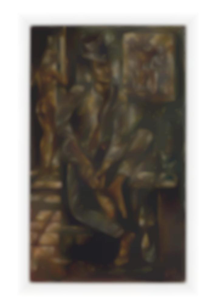 Federico Cantu-Autorretrato-1935