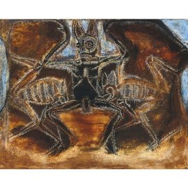 Francisco Toledo-Murcielagos Mirones-2002