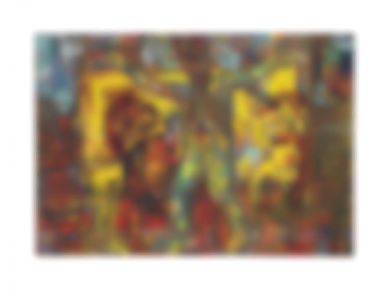 Arnaldo Roche Rabell-The Tease-1989