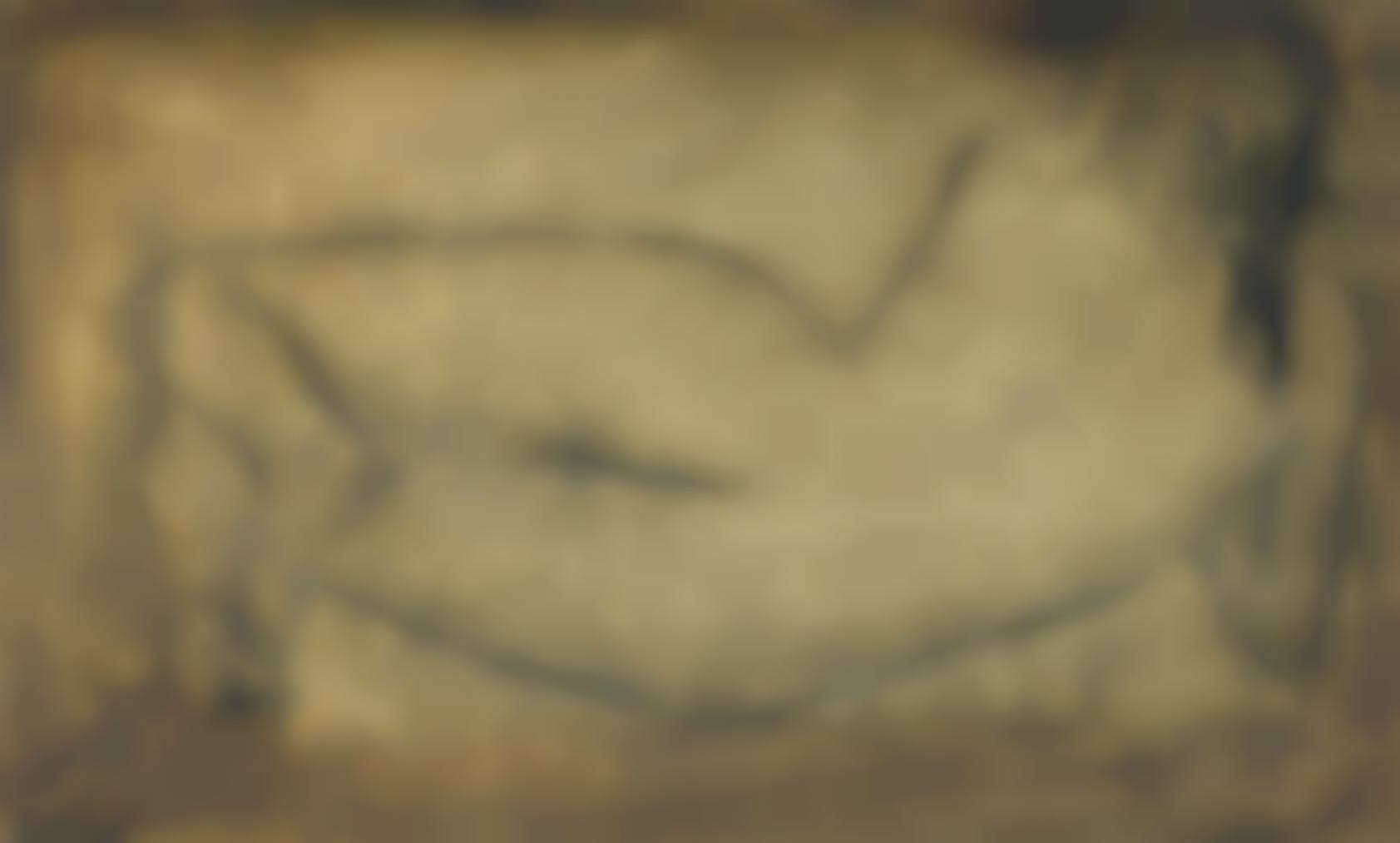 Angel Botello-Untitled (Desnudo)-