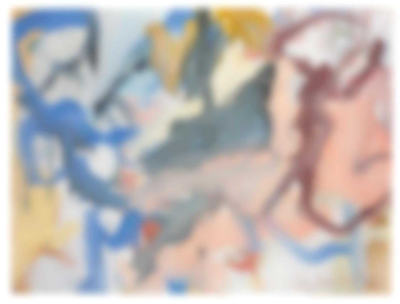 Willem de Kooning-Landscape-1972