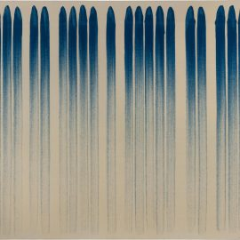 Lee Ufan-From Line, No. 80033-1980
