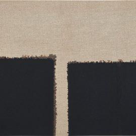 Yun Hyong-Keun-Burnt Umber And Ultramarine-2004