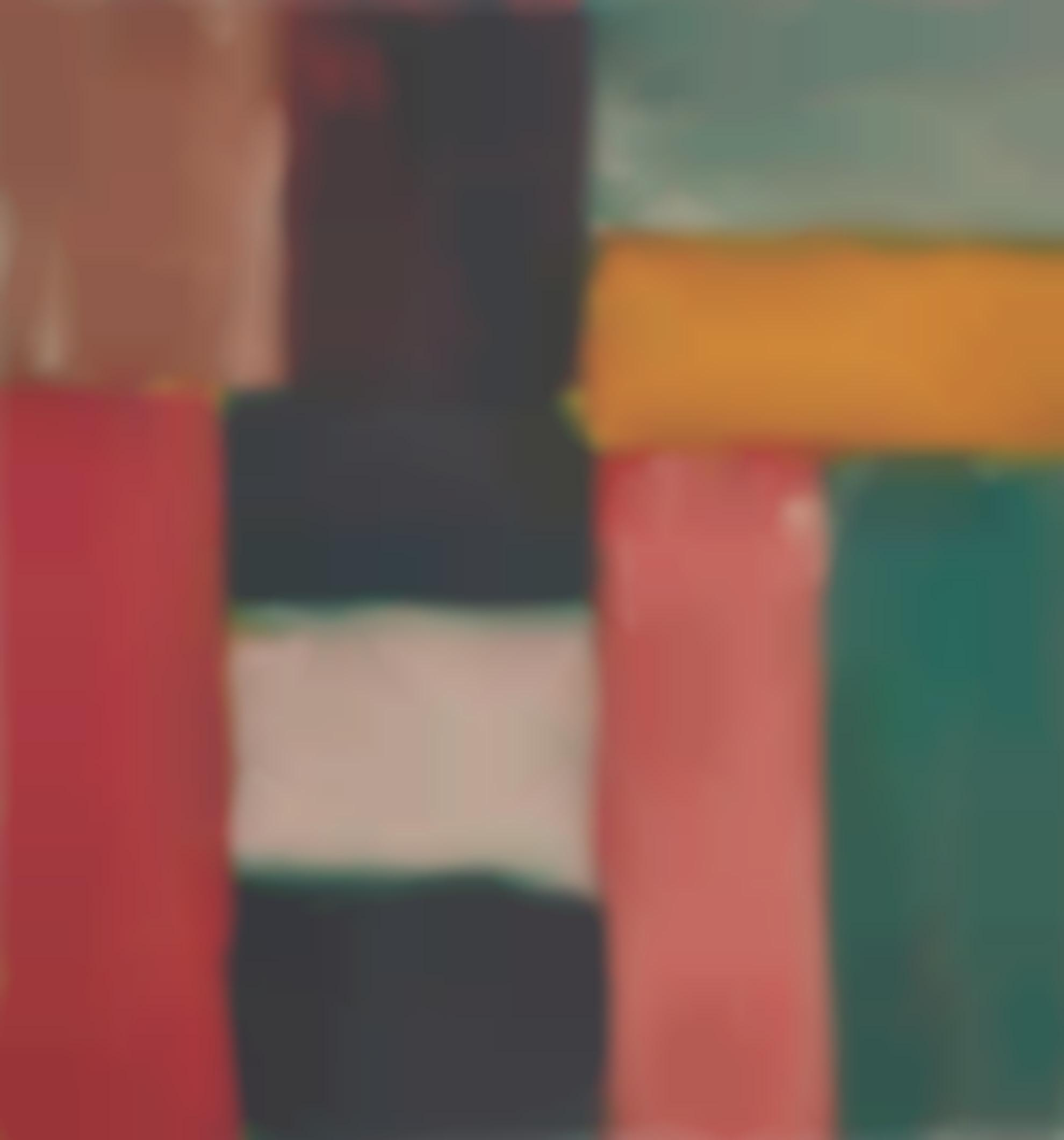 Sean Scully-Wall Of Light Green-2013