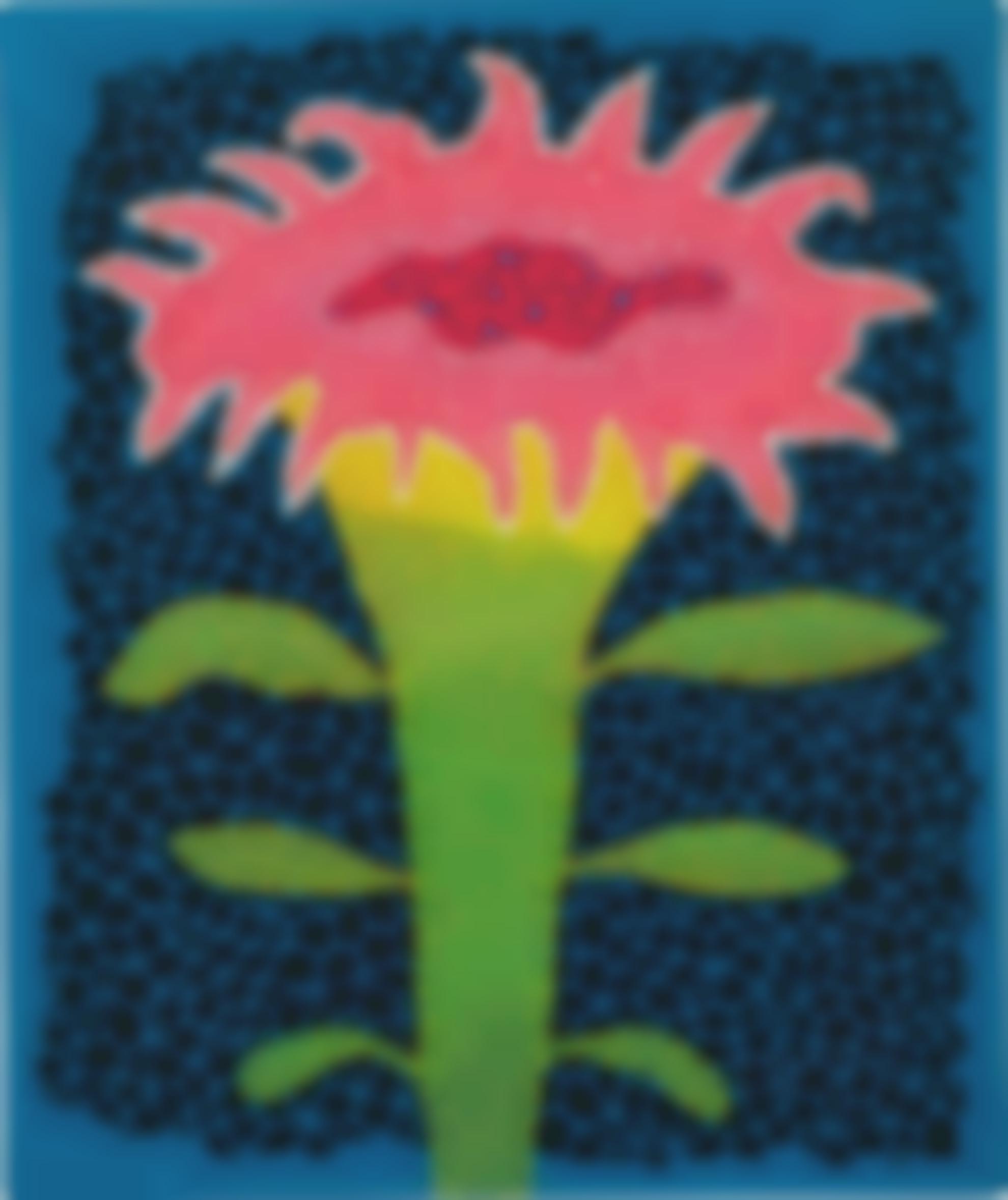 Yayoi Kusama-Cockscomb-1989