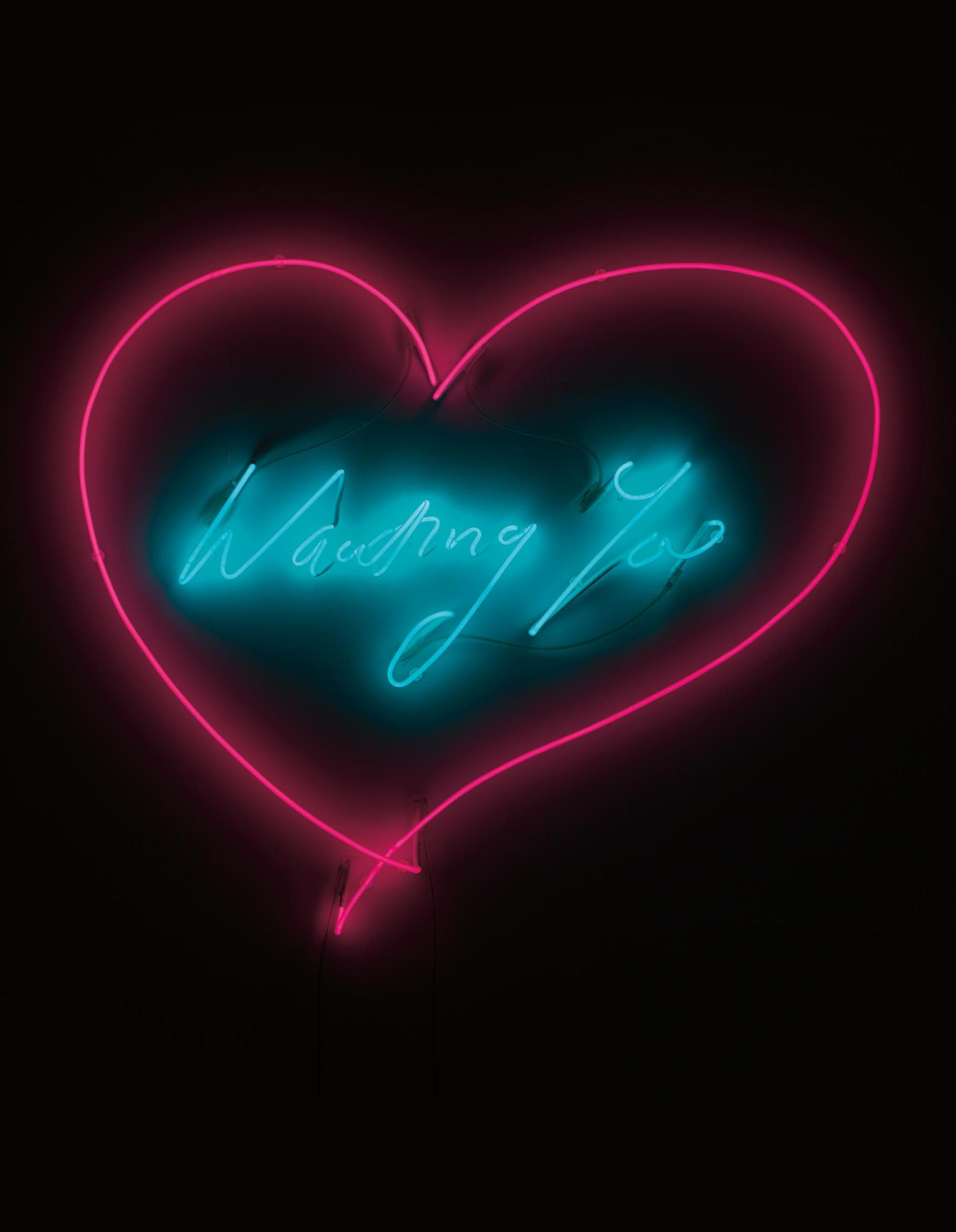 Tracey Emin-Wanting You-2014