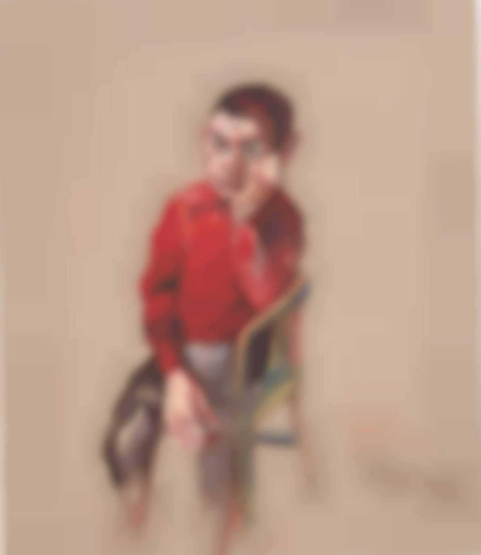 Zeng Fanzhi-Portrait-2006