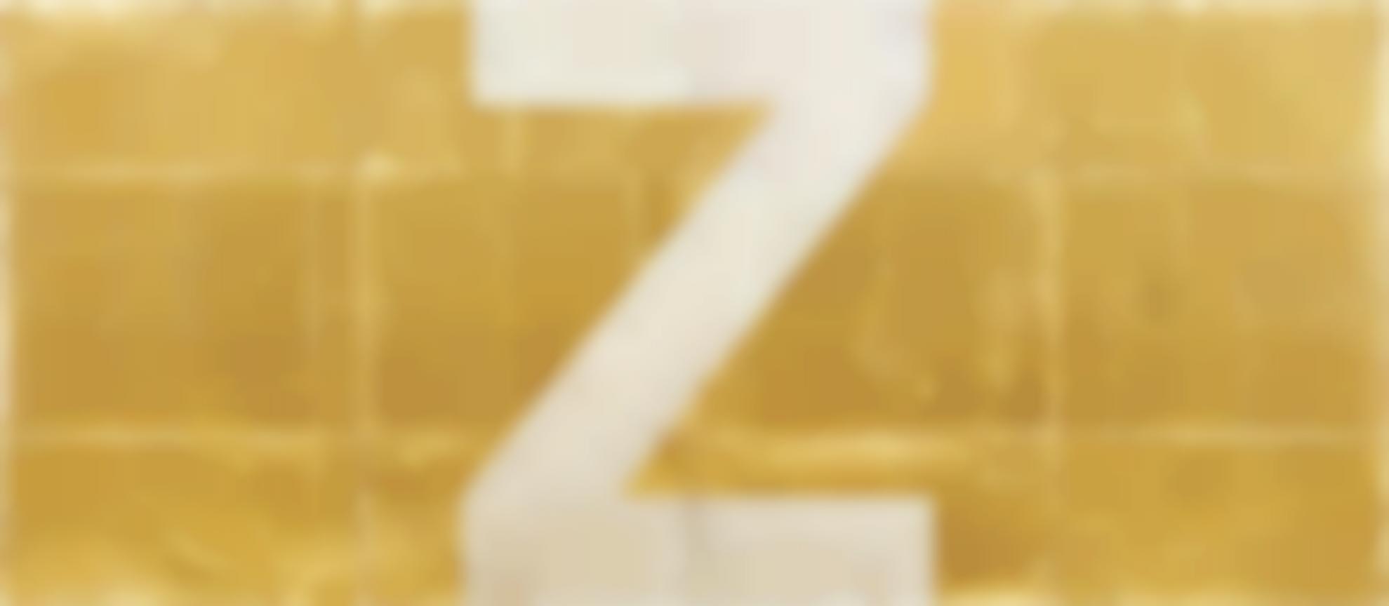 Danh Vo-Alphabet (Z)-2011